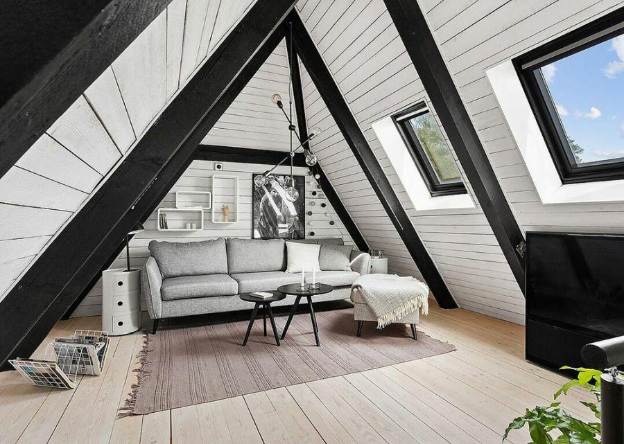 Lounge pihenő az emeleten