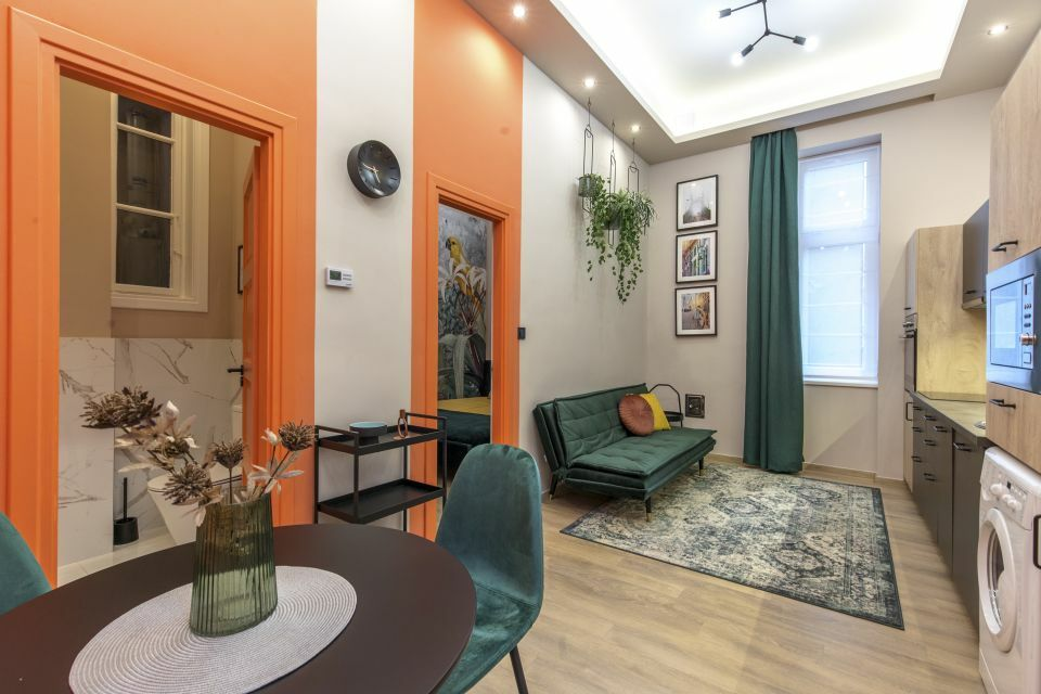 Egzotikus hangulatú Airbnb lakás