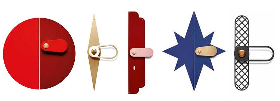 Bonnemazou design kilincs