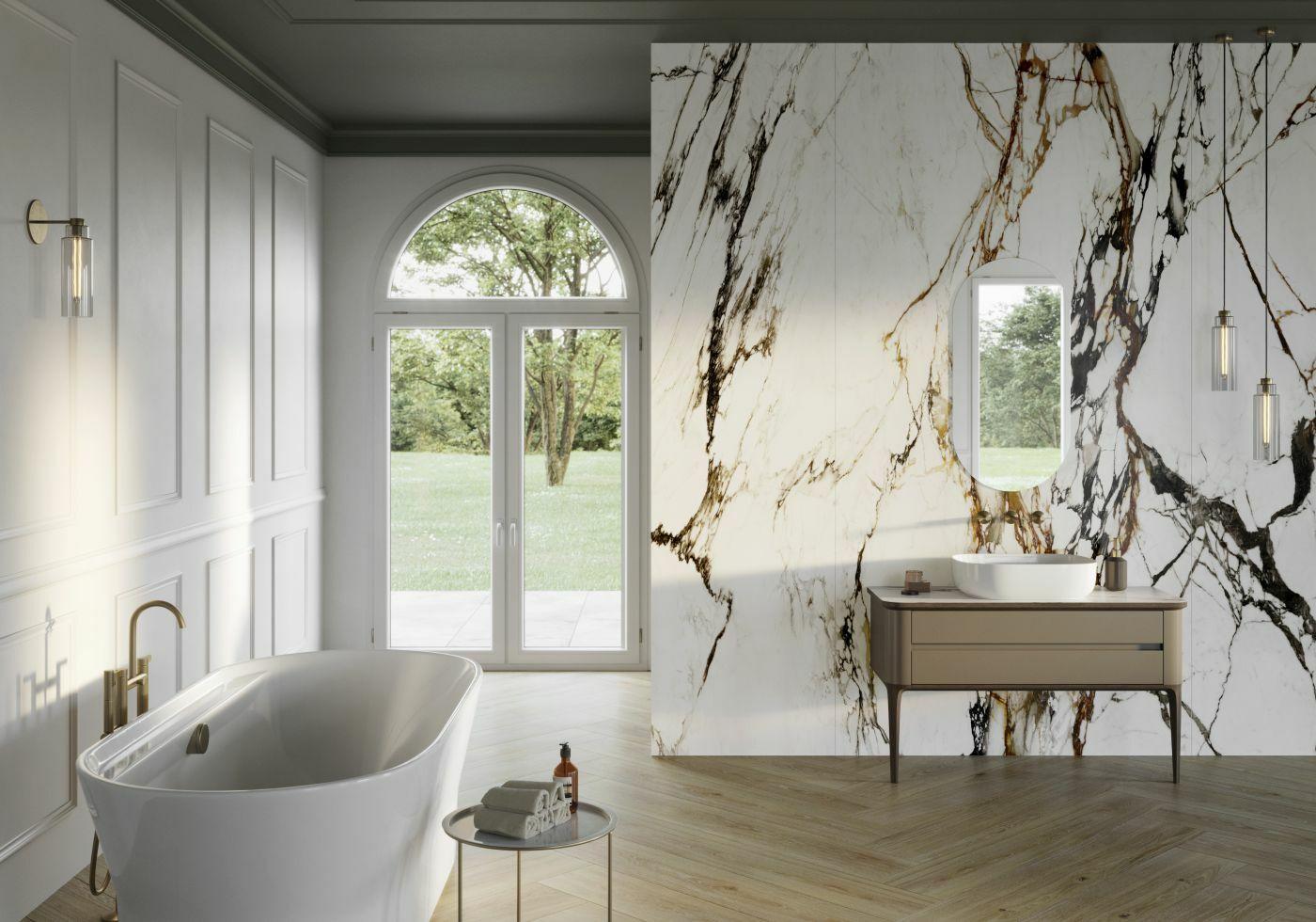XTONE Paonazzo Biondo fürdőszobába