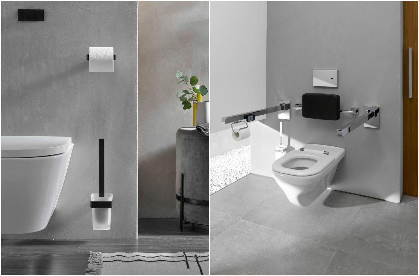Speciális fürdőszoba környezethez is igazítható