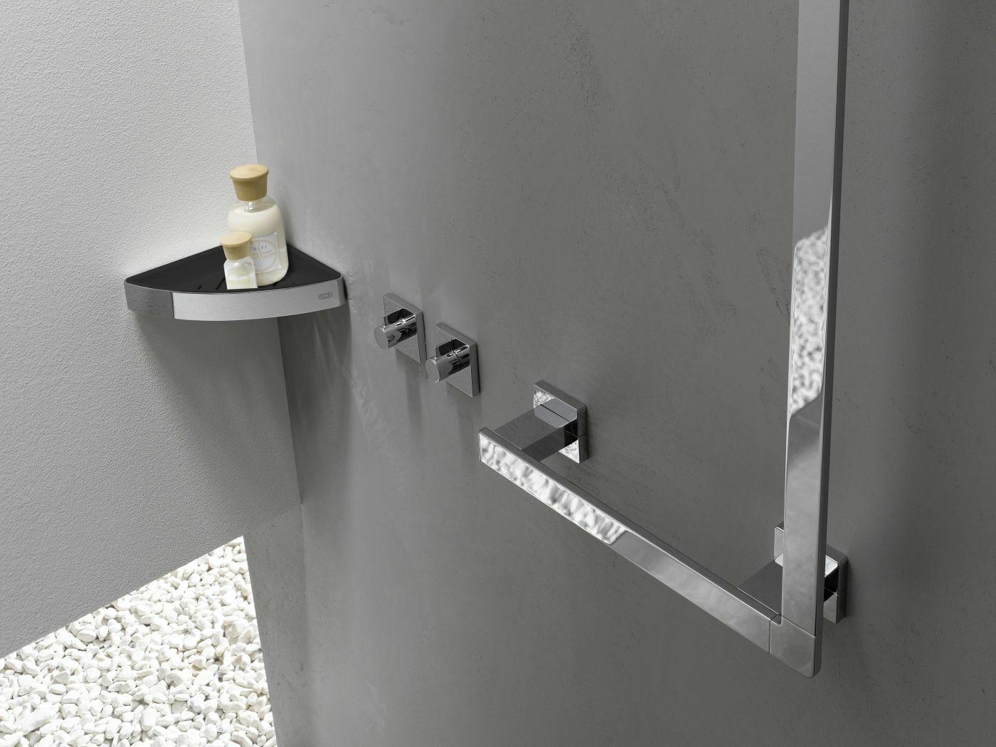Praktikus tárolópolc zuhanyzóba