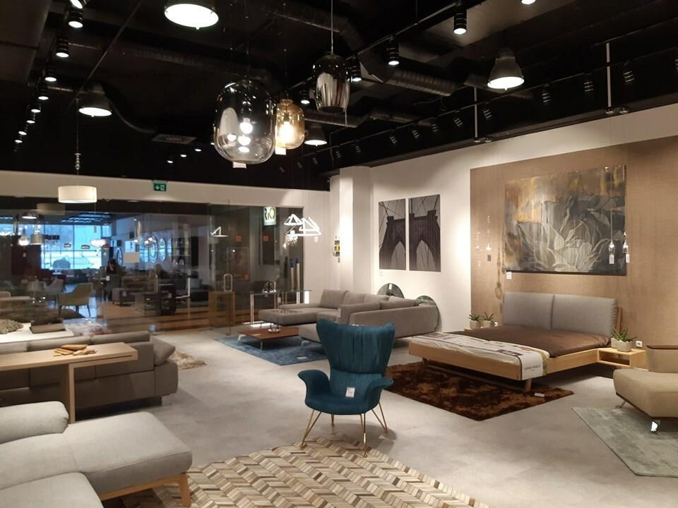 RIO Design bemutatóterem MaxCity