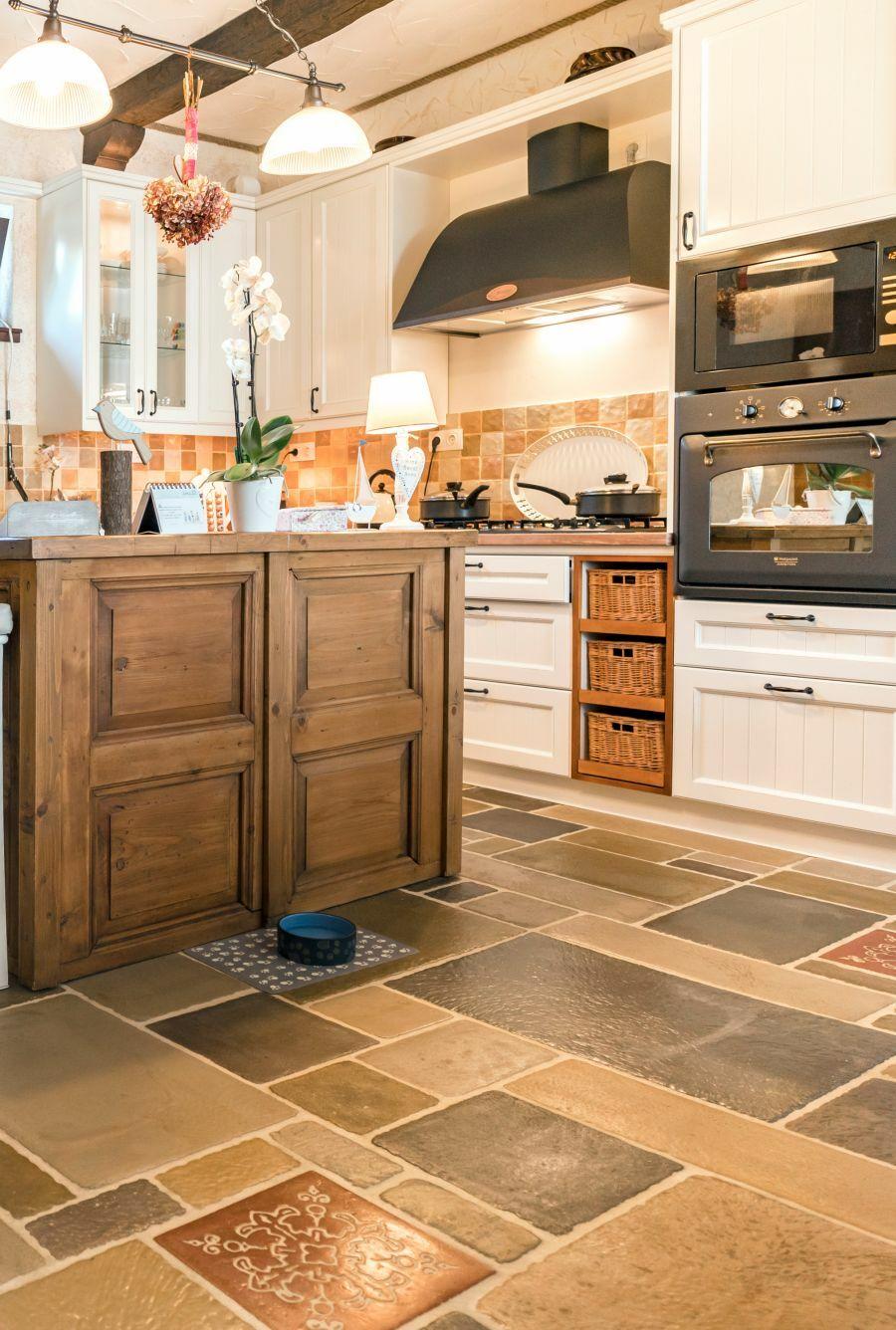 Otti kő padlóburkolat többféle méret variálva