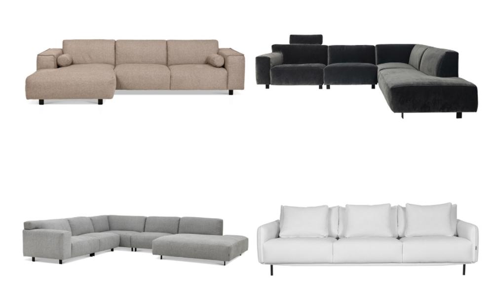 Furninova moduláris kanapé