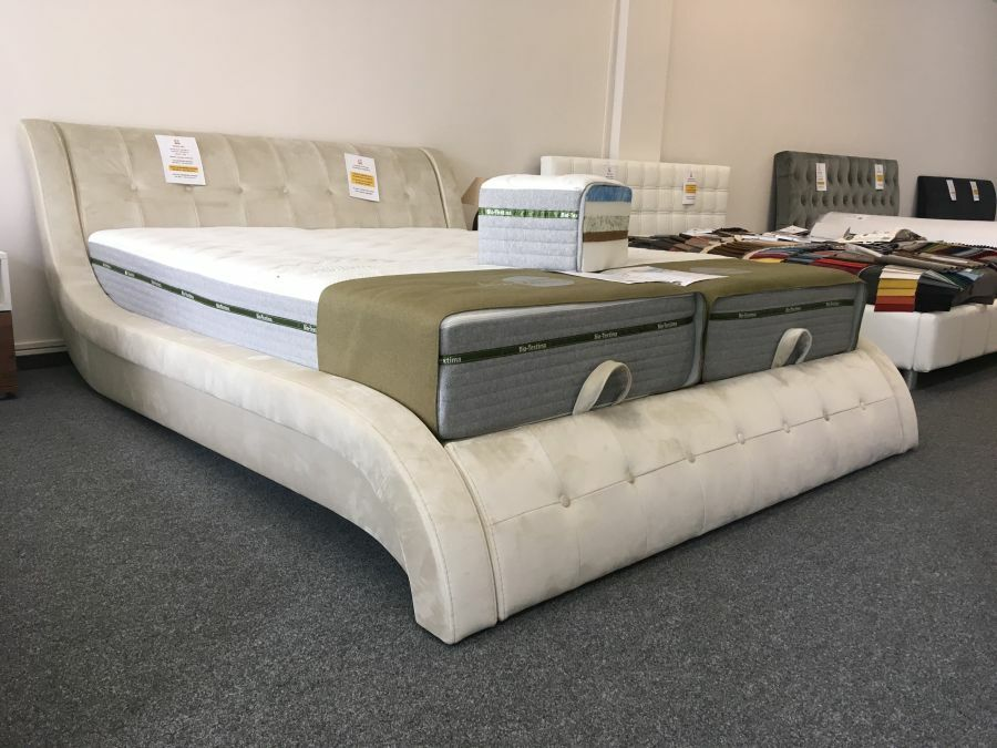 Elegáns formatervezésű Hawai ágy