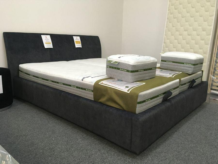 Egyszerű, mégis elegáns stílusú Oslo ágy