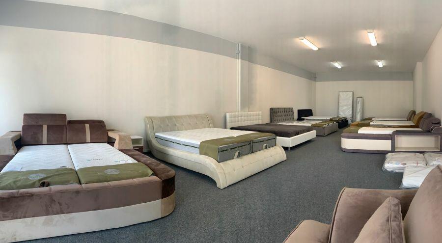 A 2021-ben megújult Alvásstúdióban még több ágyat és matracot lehet kipróbálni