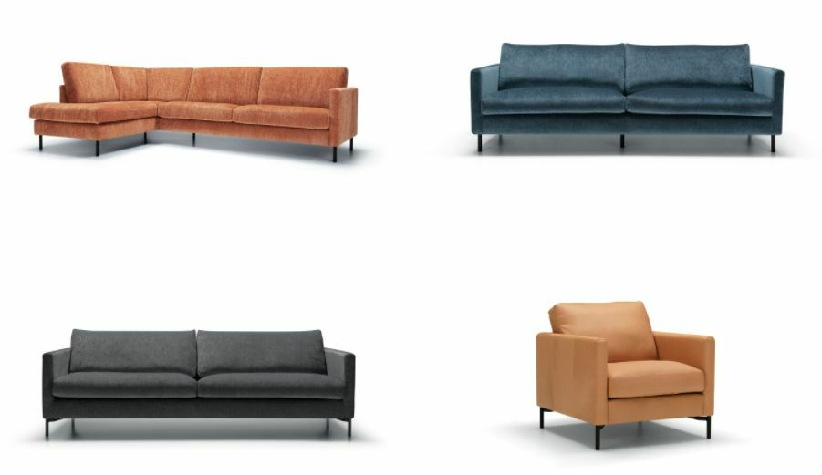 Modern Sits kanapé