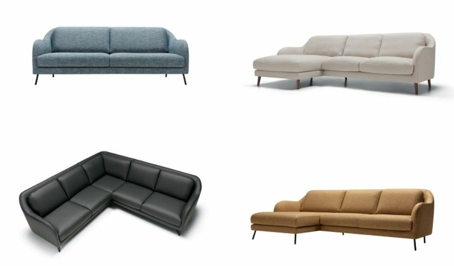 L-alakú Sits kanapé változatok