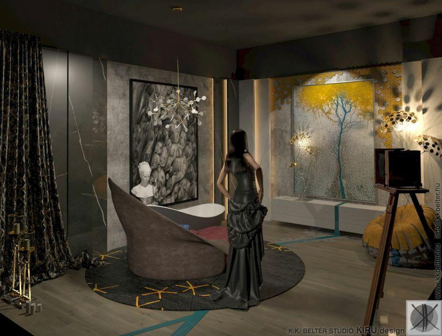 Egyedi bútorok KK Beltér Stúdió