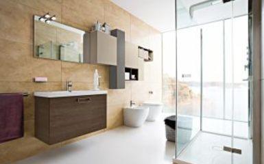 Fürdőszoba és fürdőszoba bútor ötletek, lakberendezés.